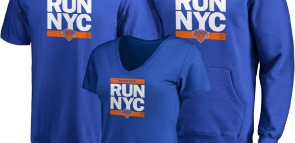 "Fanatics and RUN-DMC Launch Exclusive ""RUN-CTY"" Apparel Line"