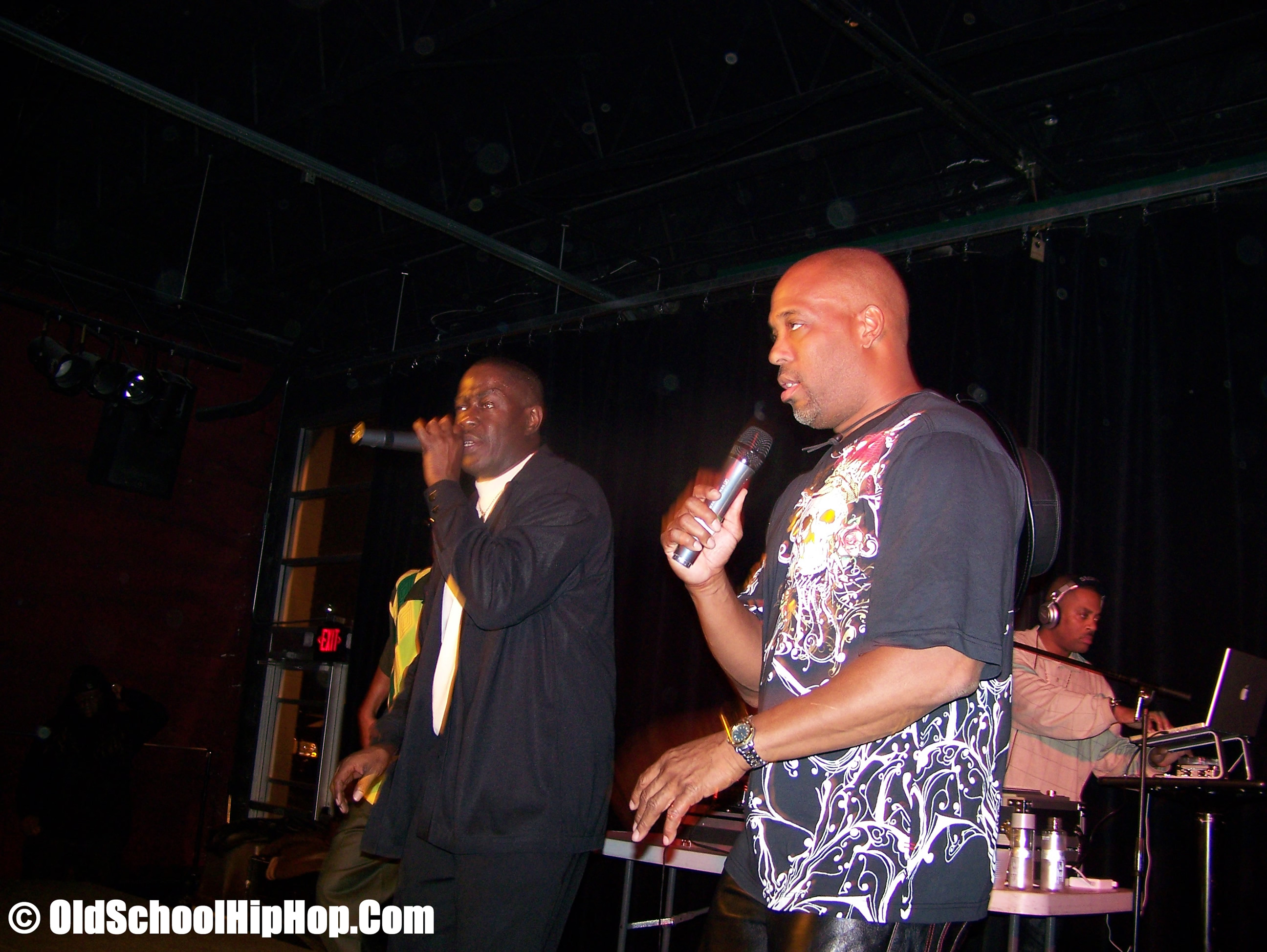 Old School Feature – Whodini Live at The Loft November 25, 2007