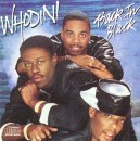 Whodini - Back in Black Cover