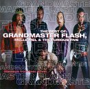 Grandmaster Flash & The Furious Five – Message from Beat Street: The Best of Grandmaster Flash & The Furious Five