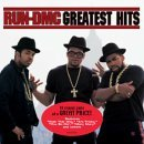 Run DMC Greatest Hits Cover Art