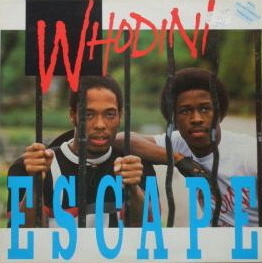 Whodini Escape Cover Art