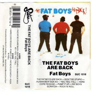 Fat Boys Are Back Cover Art