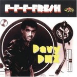 Davy DMX Fresh Cover Art