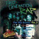 First Generation Rap vol 3 Cover Art