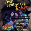 First Generation Rap Vol 4 Cover Art