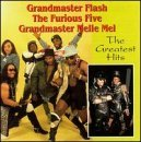 Grandmaster Flash Greatest Hits Cover Art