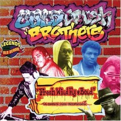 Cold Crush Brothers Cover Art