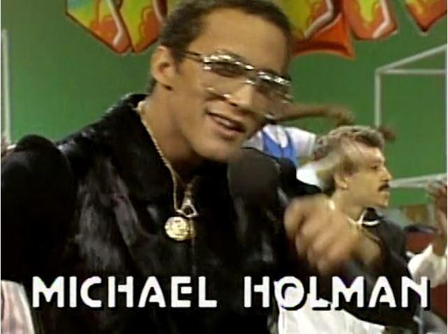 Michael Holman