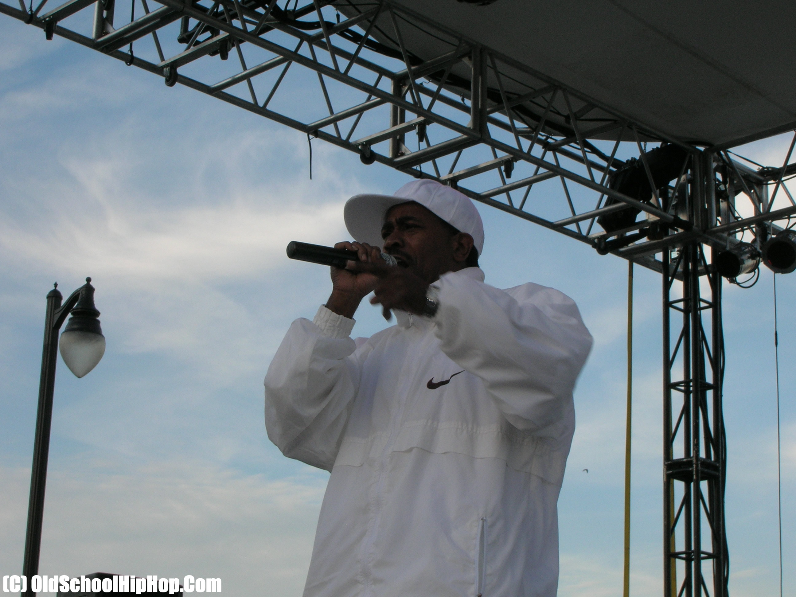 Kurtis Blow in St Louis