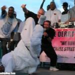 Kurtis Blow Dancing