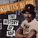 Kurtis Blow History Vol 1 Cover art