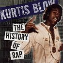 Kurtis Blow History of Hip Hop vol 2 Cover Art