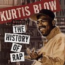 Kurtis Blow History of Rap Vol 3 Cover Art
