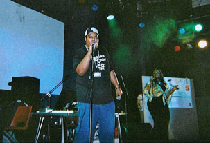 Old School Feature – Newcleus Concert Review October 2005