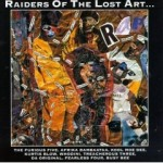 Raiders of the Lost Art Cover Art