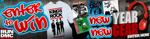 Run DMC Contest Giveaway