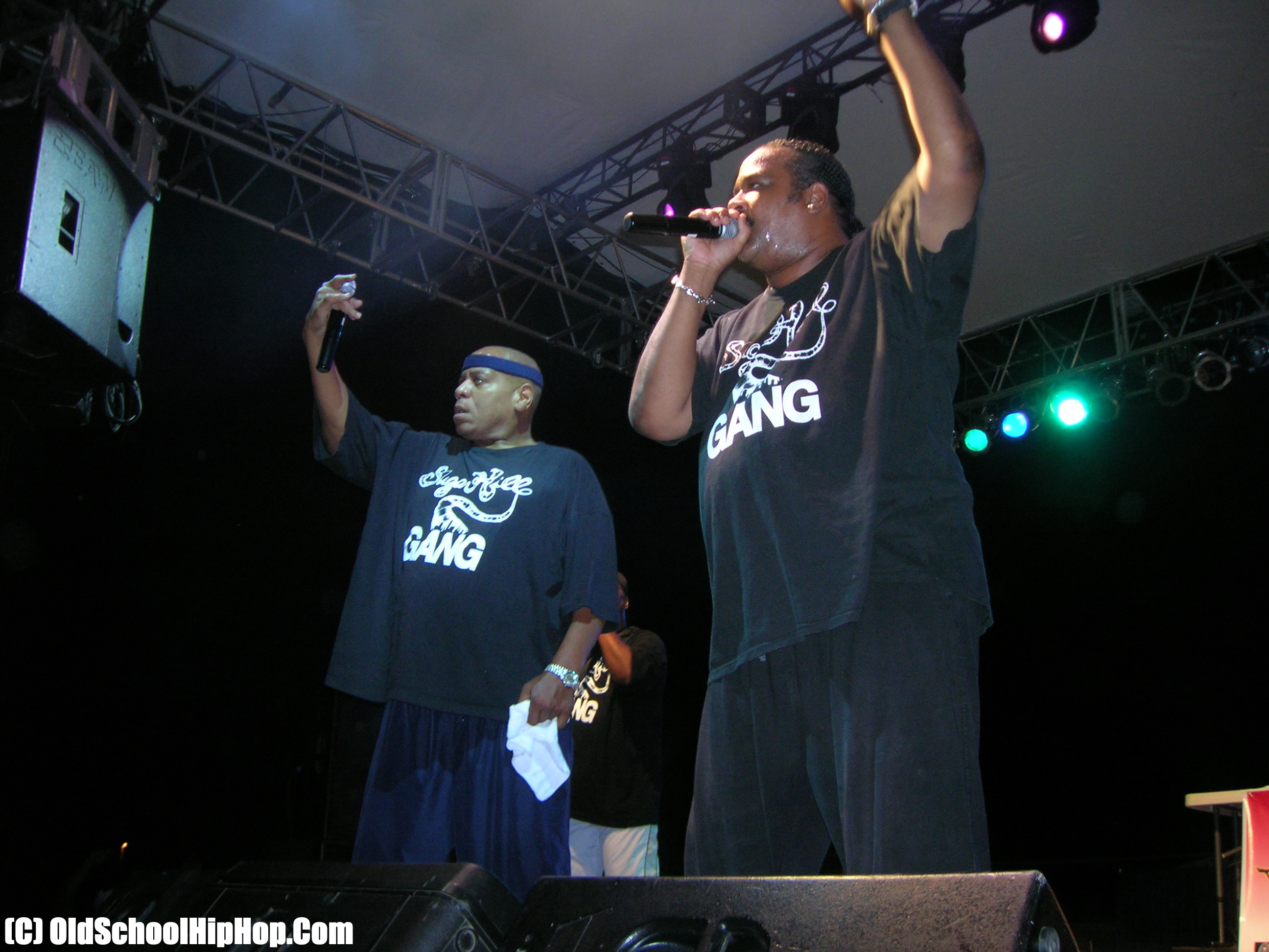 Big Bank Hank of the Sugarhill Gang Passes On