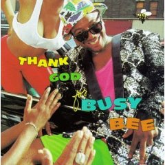 Thank God for Busy Bee Cover Art