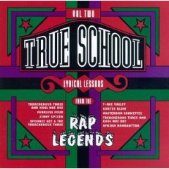 True School Lyrical Lessons From The Rap Legends Volume 2 – Various Artists