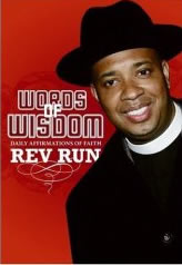 Words of Wisdom Rev Run Cover
